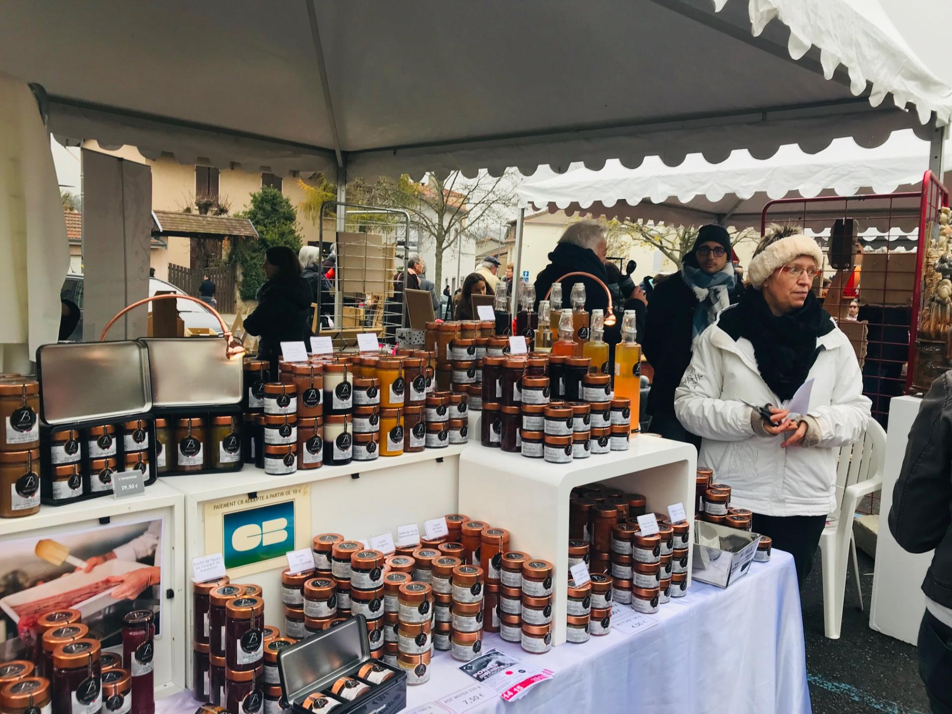 Le marché de noël - APEL Saint Charles